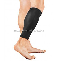Pain relieving calf copper compression sleeve as seen on tv