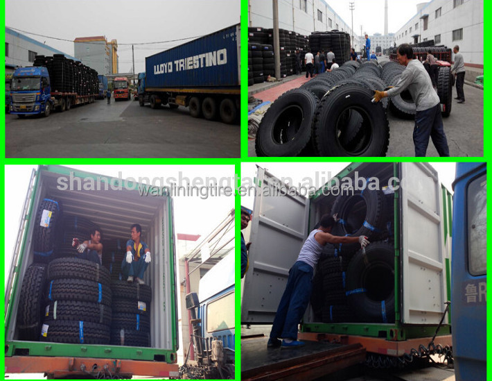 11.00r20 295/80r22.5 truck tire