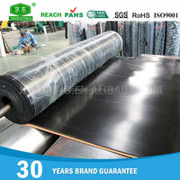 Inudstrial (NR/NBR/EPDM/Butyl/CR) rubber sheet
