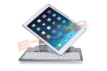 For iPad Air/5 ABS Multifunction Bluetooth Keyboard Case ebour011