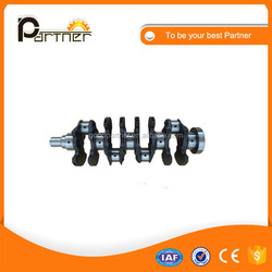 13401-58020 13401-58018 Crankshaft for toyota 11B engine