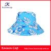 Custom Bucket Cap Digital Print Bucket Hats Floral Pattern All Over The Bucket Caps Hats