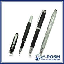 Novelty carbon fiber material high-end stylus business gift fountain pen