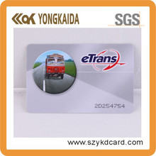 Wholesale low cost 125khz t5577 blank rfid key card
