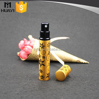 10ml pocket mini travel aluminium empty refill refillable perfume atomizer spray bottle