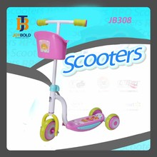 toys for children foot dirt scooter foldable pedal kick scooter for sale CE GS approved by TUV
