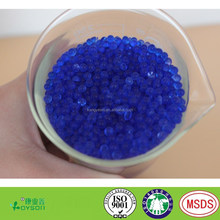 Blue silica gel 2-5mm breather particle silica gel for transformer