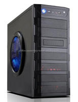 Hot selling OEM SECC 0.6mm ATX gaming full tower computer case