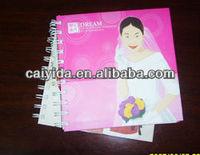 beautiful diary books,cute design notebook diary