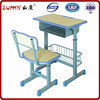 Modern combo school desk and chair set