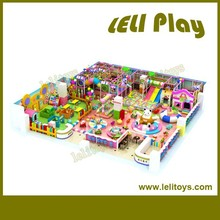 LL-I47 Trade Assurance High Quality Funny Kids Toys Indoor Playground