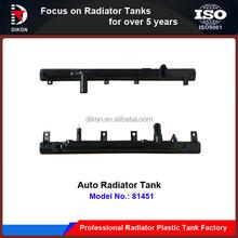 OEM Manufacturer aftermarket good quality auto radiator plastic tank