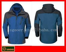 2012 Black Friday best gift mens outdoor wear design your own ski jakcet