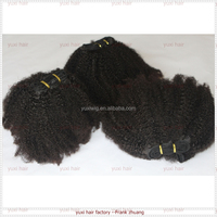 Hair top quality 7a 100% Virgin Remy Indian Brazilian Human Hair Afro Kinky Curly,brazilian human hair afro kinky curly