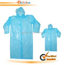 Cheap Price Disposable Raincoat