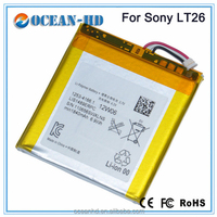 cell phone battery for Sony Xperia S LT26 for Sony battery