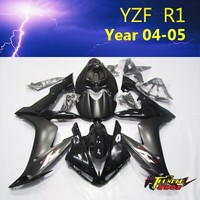 High Quality ABS Injection Motorcycle Fairing kit for YAMAHA YZF R1 04 05