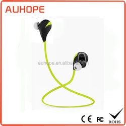 Long talk and music time voice prompt multipoint CSR function mini lightweight bluetooth stereo headphone