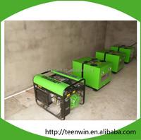 wind solar biogas hybrid power generator