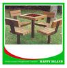 2015 Attractive Design Park Bench Chinese Manufacturer Modern Bench Antique Wooden Garden Bench