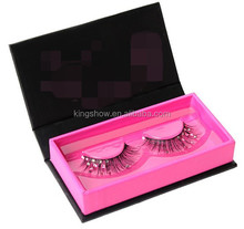 eyelash box packaging mink strip eyelash extensions
