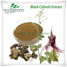 Black Cohosh P.E ( 27-deoxyactein and actein 2.5% 5% Tested By HPLC)