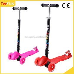 200MM big wheel Full Alluminum folding adult kick scooter cheap scooter with EN71 certification