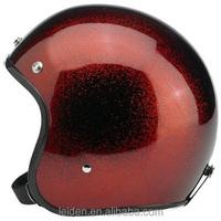 lady helmet glitter open face motorcycle helmet novelty motorcycle helmets open face gloss UV curable