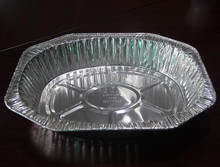 disposable aluminum foil tray