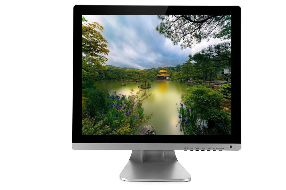 19 Inch Square Lcd Tv Flat Screen All-in-one Tv Shopping ...