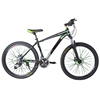 26 inch 24 speed double aluminum rim alloy suspension mountain bike bicycle for sale