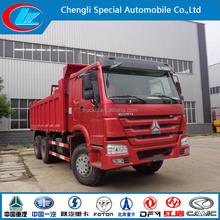 HOWO 10-wheel dump truck 6X4 Heavy duty Dump Truck best price 10-wheel dump truck for sale
