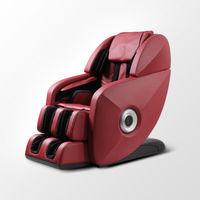 leisure equipment heat shiatsu inflatable reclining chair