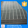 High Quality Hot Dip Galvanized Steel Grating 30x3