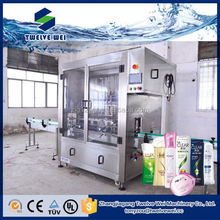 Best Price of oil shampoo Bottling Line for wash liquid shampoo Bottle Filling Line