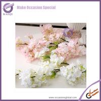 k7298 Wedding decor artificial cherry blossom branch and cherry blossom