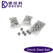 0.7mm 750mm stainless steel ball round water feature for garden decoration nail polish 304