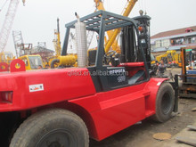 used Toyota 15 Ton forklift truck