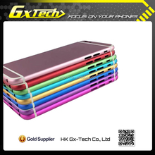 Wholesale good quality colorful Black Back Housing For iPhone 6 cover with best price from Shenzhen
