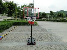 movable adjustable plastic basketball stands&goal post