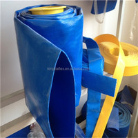 hot sales 8 inch diameter pvc hose used to delivery liquid