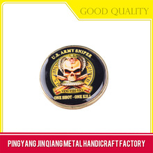 Classic style high quality custom design cheap challenge coins