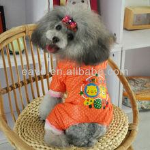 F156 Newly Design Four Legged Jacket Dog Clothes Wholesale Star Cotton Clothing Dog Beautiful Keep Warm Clothes Drop Shipping