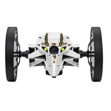 Parrot MiniDrone Jumping Sumo Cars in White color