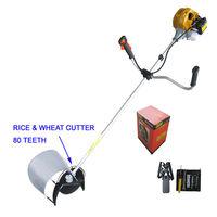 43 cc small rice wheat brush cutter ce certified