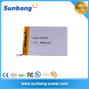 China battery factory li-ion battery 3.7v 8000mah for RC product