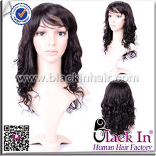Body Wave 100% Virgin Remy Brazilian Human Hair Wig