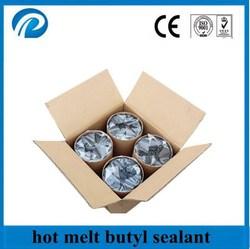 insulating glass use Hot melt butyl rubber sealant