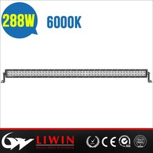 2015 competitive LIWIN 288W led light roof bar with waterproof auto parts electric bike