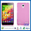 C&T Soft Slim Transparent Flexible TPU Rubber Clear Case Back Cover for ZTE Zmax 2